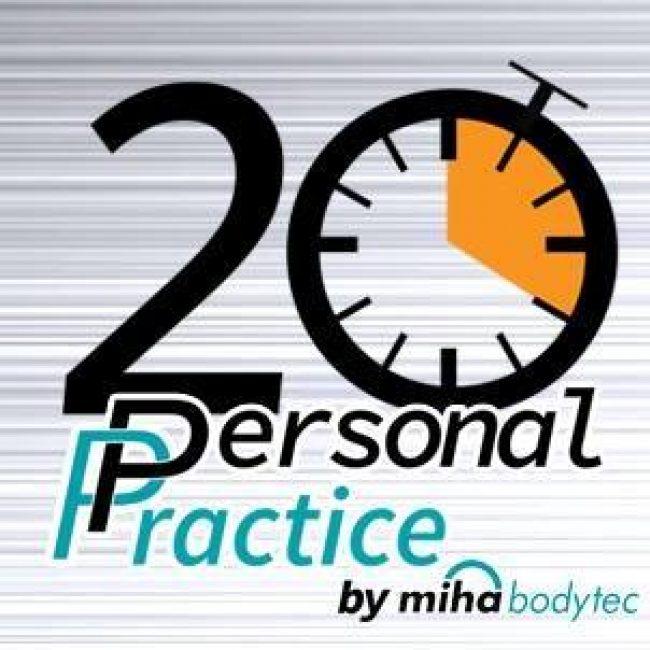 20′ Personal Practice by Miha Bodytec Ηλιούπολη