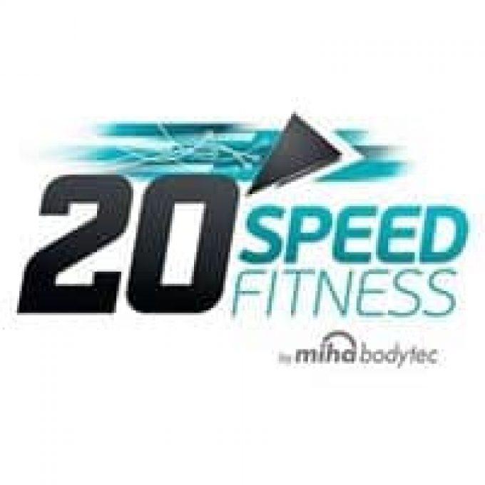 20′ Speed Fitness