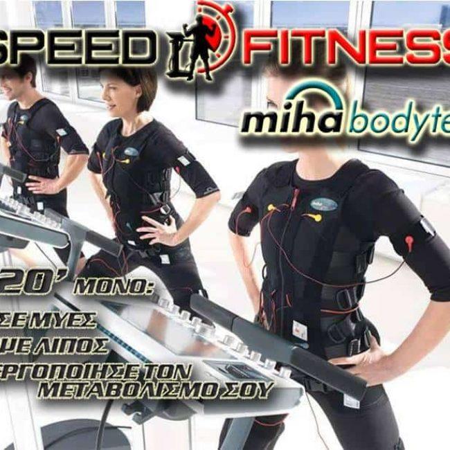 Speed Fitness Miha Bodytec